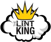 The King of Lint Logo