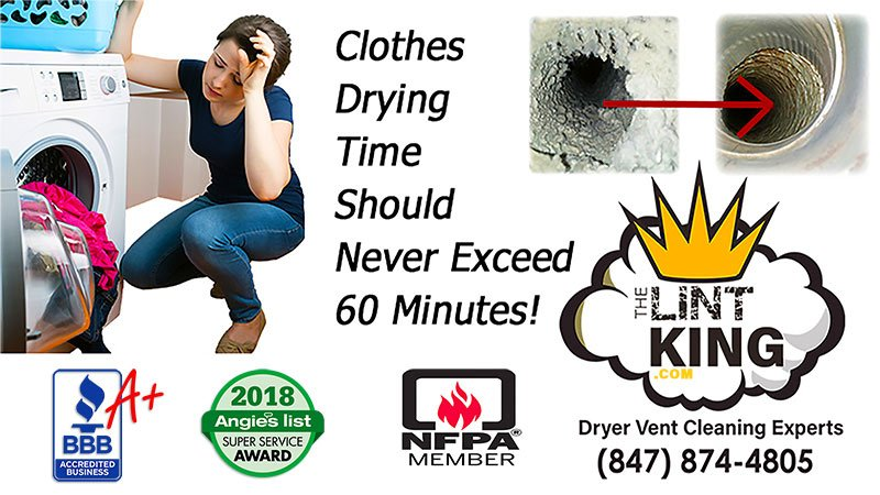 The Lint King -Dryer Vent Cleaning Experts in Schaumburg