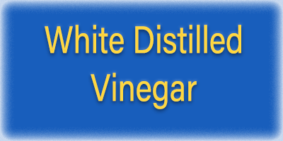 White Distilled Vinegar in the Laundry