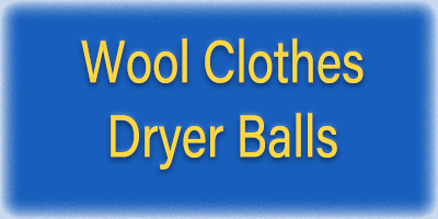 Wool Dryer Balls for Laundry