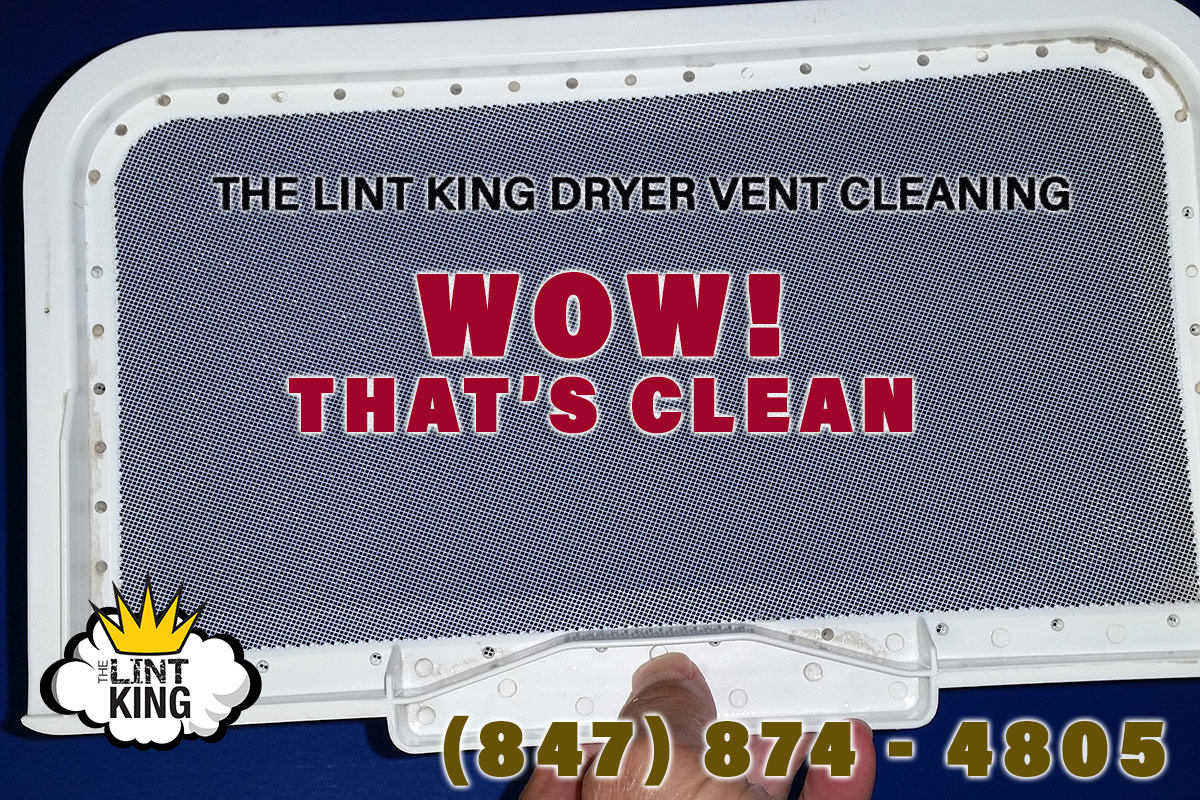 Clothes dryer Lint Trap Maintenance