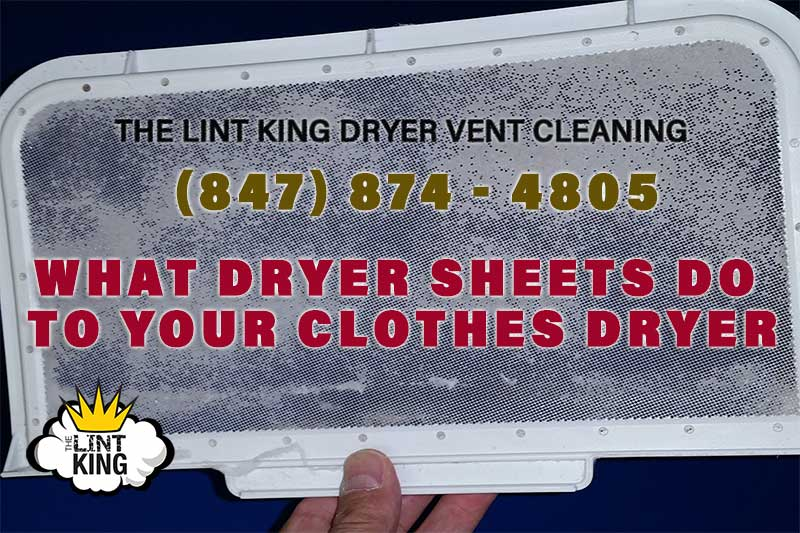 Clothes Dryer Lint Trap Cleaning