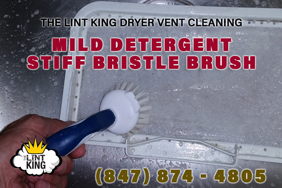 How to Clean a Clothes Dryer Lint Trap
