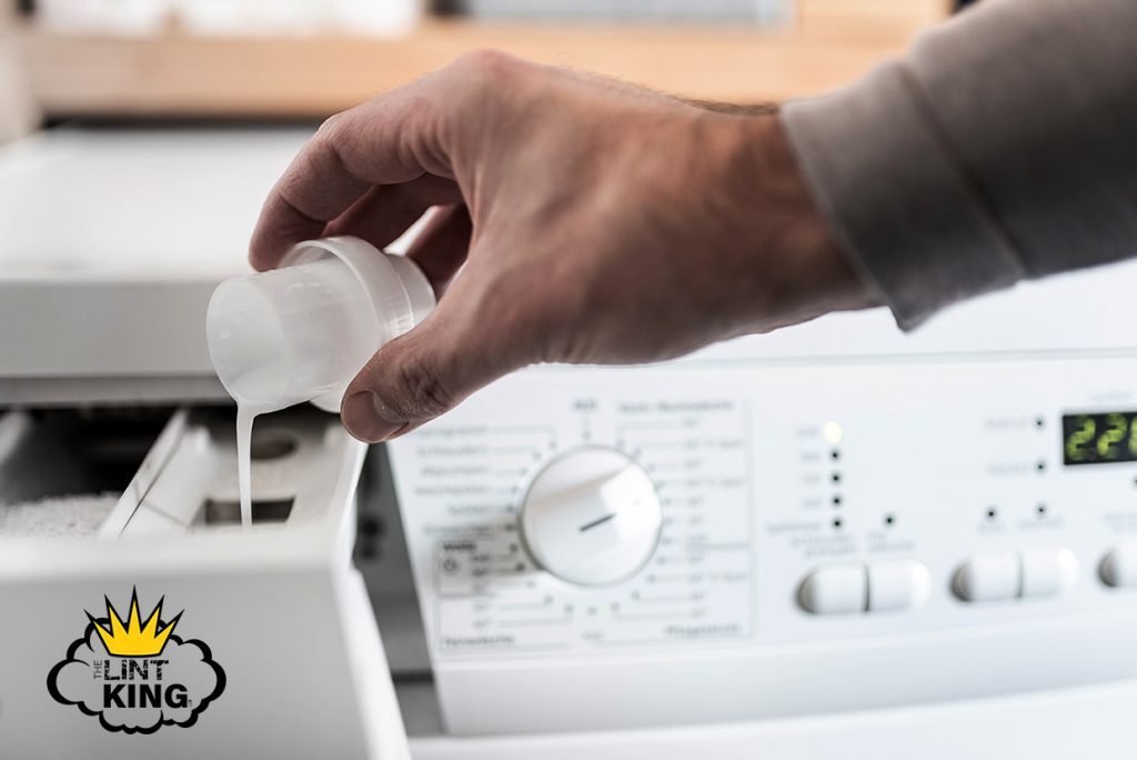 Eco-Friendly Liquid Softener, Wool Dryer Balls, Reusable Chemical-Free Dryer Sheets, or   ½ Cup of White Distilled Vinegar to the Final Rinse Water Cycle are all Healthier Alternatives!