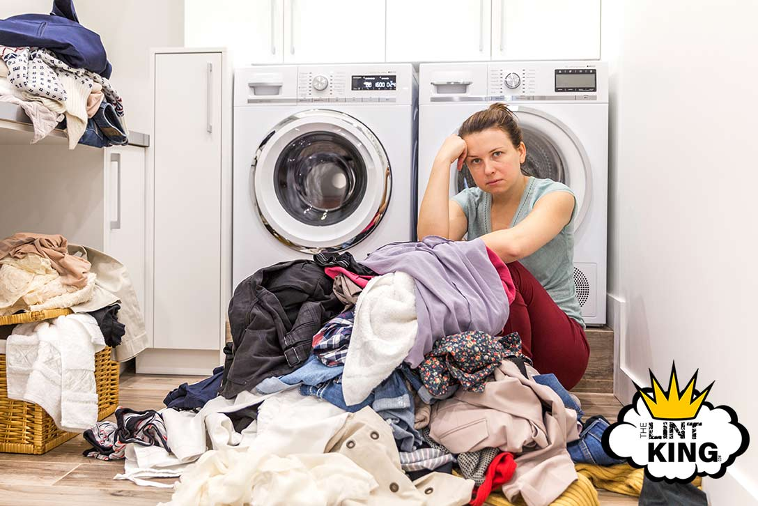 Clothes Dryer Maintenance by The Lint King